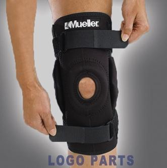 Bild für Kategorie Kniebandage mit Gelenk