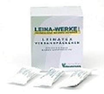 Bild von Aluminiumbedampfte Kompresse steril Leina, 8cmx10cm (20 Stk)