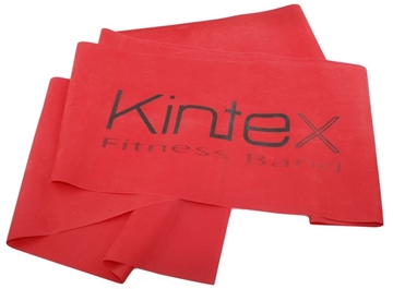 Bild von Fitnessbänder *Kintex* - mittel, Farbe: rot
