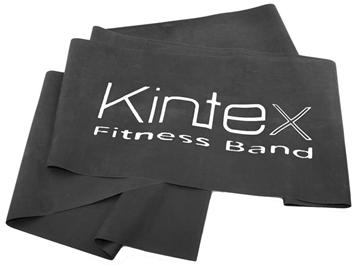 Bild von Fitnessbänder *Kintex* - spezial stark - Farbe: schwarz