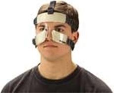 Bild von Gesichtsschutz / Nasenschutz schlagfest