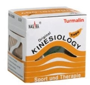 Bild von Kinesiologie Tape *Nasara* Turmalin 5cmx5m - beige