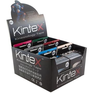 Bild von Kinesiologie Tape Classic *Kintex* Box à 6 Stk