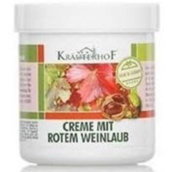 Bild von Kräuterhof® Creme mit Rotem Weinlaub 250ml Dose