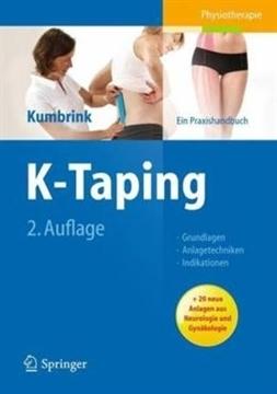 Bild von Praxishandbuch K-Taping, Birgit Kumbrink