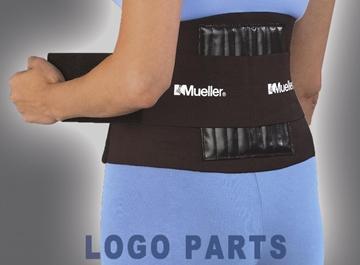 Bild von Rücken Aktivbandage