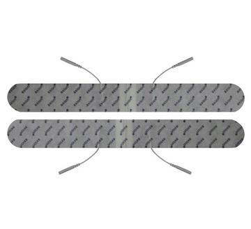 Bild von selbstklebende Elektroden, Spinal für den Rücken, 330x450mm
