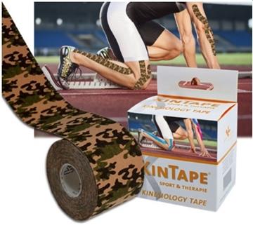 Bild von KK KinTape Kinesiologie Tape 5cmx5m - camouflage