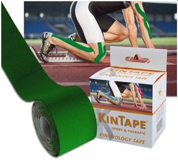 Bild von KK KinTape Kinesiologie Tape 5cmx5m - grün