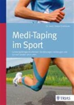 Bild von Medi Taping im Sport + 2 Rollen Kinesiologie Tape