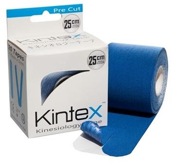 Bild von Kinesiologie Tape *Kintex PreCut* - blau
