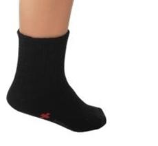 Bild von FussGut® BIG Socken (1 Paar) schwarz XXL
