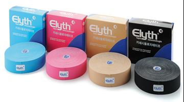 Bild von ELYTH Tape Kinesiologie BIG ROLL - pink