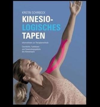 Bild von Kinesiologie Tape Info Broschüre