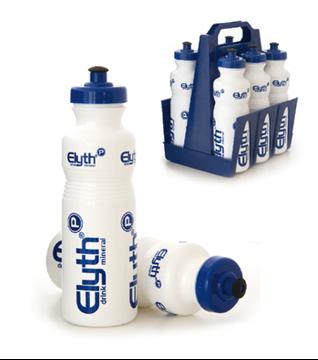 Bild von Elyth Flaschen 6 Stk inkl. Getränkehalter