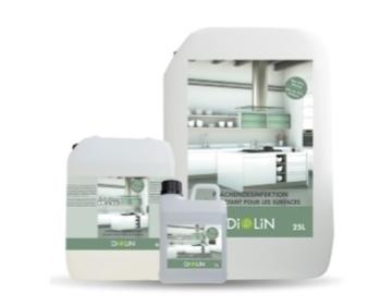 Bild von DiOLiN Flächendesinfektion 5 Liter