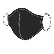 Bild von ELYTH Face Mask Contour dunkelblau