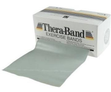 Bild von TheraBand Fitnessband silber 5.5m